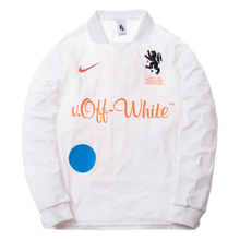 NIKE LAB × OFF WHITE FOOTBALL JERSEY HOME WHITE ナイキ オフホワイト ジャージ ホーム