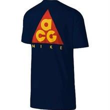 NIKE ACG CLASSIC LOGO S/S TEE NAVY ナイキ Tシャツ ネイビー