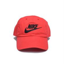 NIKE FUTURA LOGO 6PANEL CAP RED ナイキ キャップ