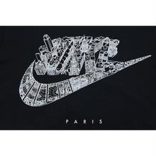 NIKE S/S TEE CITY OF PARIS  BLACK ナイキ パリ Tシャツ ブラック