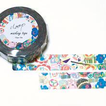 doop masking tape キャンディボックス