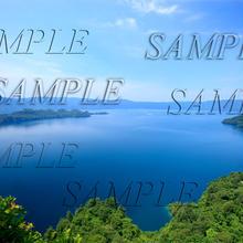 十和田湖3 size:L