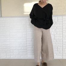 wool  pants