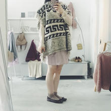 used ISABEL MARANT knit ポンチョ