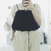 used Bilitis tulle camisole blouse