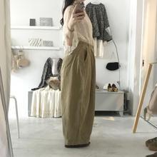 HARVESTY circus pants , corduroy サイズ 1