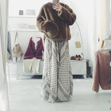 KaIKI  fake fur blouson