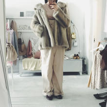 used  mink coat