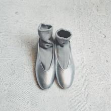 〔 fot 〕silver shoes