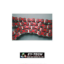 EY-TECH METAL チェーン 219 RED