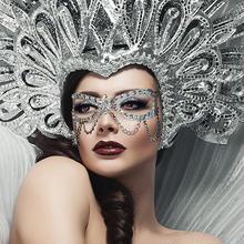 【XoticEyes】Crystal 3D Mask