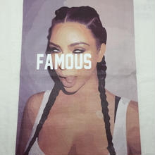 【World wide Famous】KIM  Tシャツ