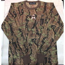 【World wide Famous】KIMYE カモフラ ロングスリーブTシャツ