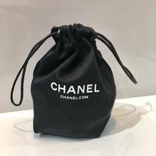 【CHANEL】シャネル ノベルティ ナイロン巾着 ポーチ