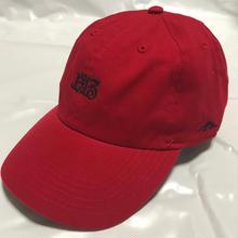 G13 ORIGINAL 6PANEL CAP RED/BLACK
