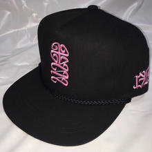 G13 ORIGINAL POPLIN CAP JUSO十三 BLACK/PINK