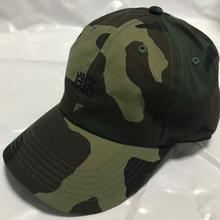 G13 ORIGINAL 6PANEL CAP CAMO/BLACK