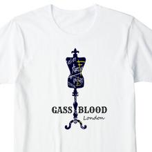 GASS BLOOD London-Tee-B
