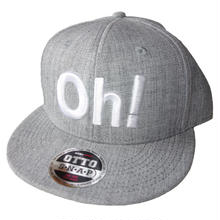 Oh!Sharels / OTTO(スナップバック)ヘザーグレー