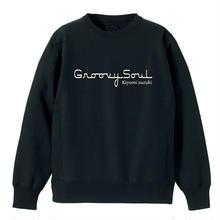 鈴木聖美    / Groovy Soul 12oz スウェット(ブラック)