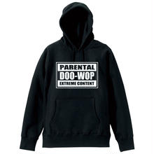 Parental Doo-Wop   / パーカー12oz (ブラック)