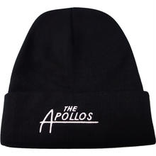 THE APOLLOS / OTTO Knit Beani ブラック