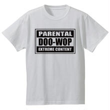 Parental Doo-Wop  / 5001 Tee(ホワイト)