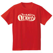 The ORIONS / O-LOGO Tee A(レッド)
