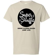 Super Shuffle / ロゴTee(ナチュラル)