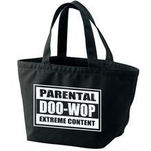 Parental Doo-Wop トートバッグ・ミニ(ブラック)