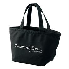 鈴木聖美 / Groovy Soul  トートバッグ・ミニ(ブラック)