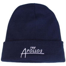 THE APOLLOS / OTTO Knit Beani ネイビー