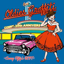 CONNY   /  OLDIES GRAFFITI Fifty's BEST(GC-095)
