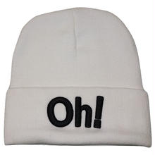 Oh!Sharels / OTTO OH! Knit Beanie(ホワイト)