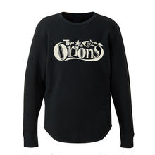 The ORIONS / ワッフル O-LOGO Tee 長袖 A(ブラック)