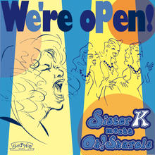 Sister K meets Oh!Sharels / We're open!(GC-099)