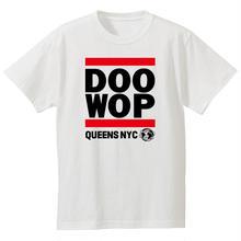 Queens NYC Doo-Wop Tee(ホワイト)