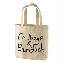 CABBAGE & BURDOCK  /  C&B トートバッグ(ナチュラル)