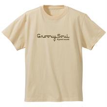 鈴木聖美 / Groovy Soul Tee(ナチュラル)