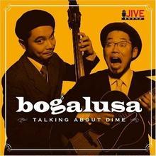 ボガルサ  / TALKING ABOUT DIME (GC-008)