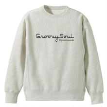 鈴木聖美 / Groovy Soul 12oz スウェット(オートミール)