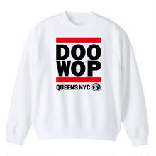Queens NYC Doo-Wop Tee スウェット (ホワイト)