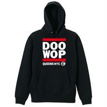 Queens NYC Doo-Wop パーカー(ブラック)