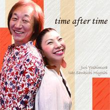 "吉村樹里・ 三好""3吉""功郎 / time after time(GC-112)"