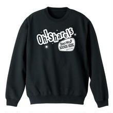 Oh!Sharels / スウェット・パイル(ブラック)