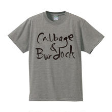 CABBAGE & BURDOCK  / C&B Tee(グレー)