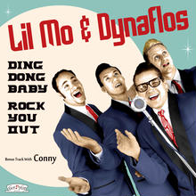 Lil' Mo and the Dynaflos / Ding Dong Baby ・Rock You Out ( GC-088)