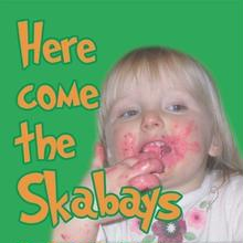 THE SKABAYS / Here Come The Skabays (GC-011)