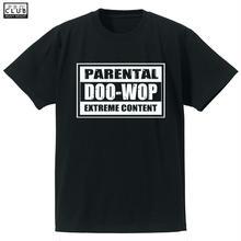 Parental Doo-Wop  / PRO CLUB Comfort  Tee(ブラック)