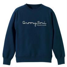 鈴木聖美    / Groovy Soul 12oz スウェット(ネイビー)